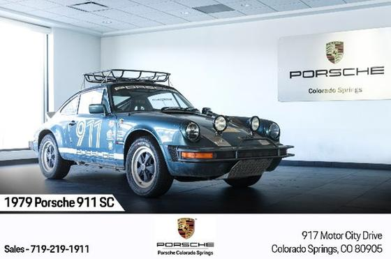 1979 Porsche 911 SC:23 car images available