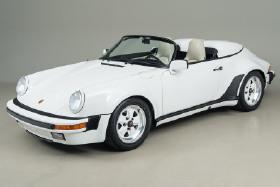 1989 Porsche 911 Speedster:12 car images available
