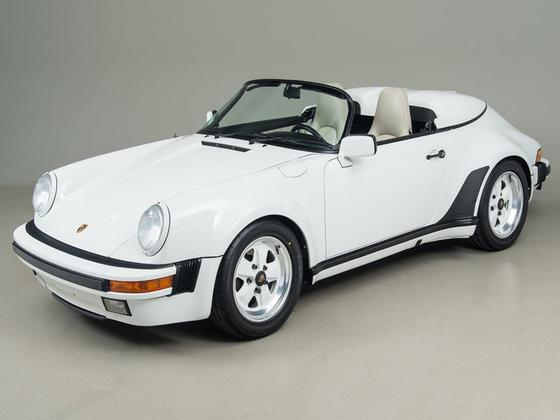 1989 Porsche 911 Speedster:9 car images available