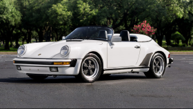 1989 Porsche 911 Speedster:6 car images available