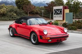 1989 Porsche 911 Speedster:24 car images available