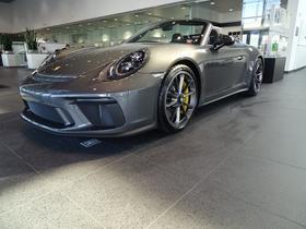 2019 Porsche 911 Speedster:23 car images available