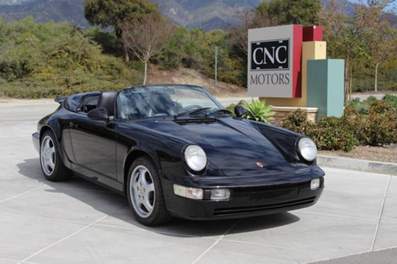 1994 Porsche 911 Speedster:24 car images available