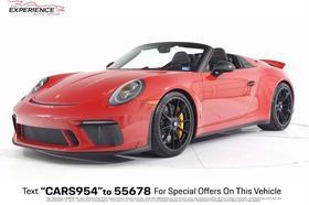 2019 Porsche 911 Speedster:24 car images available