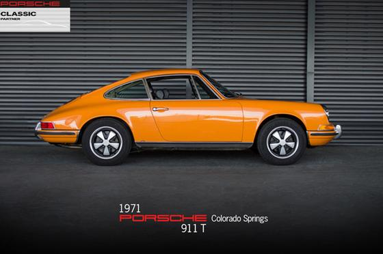 1971 Porsche 911 T:24 car images available