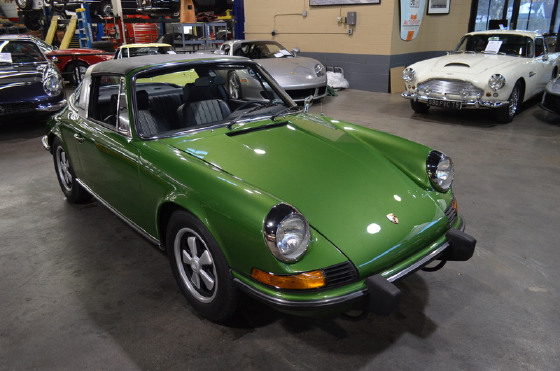 1973 Porsche 911 T:24 car images available