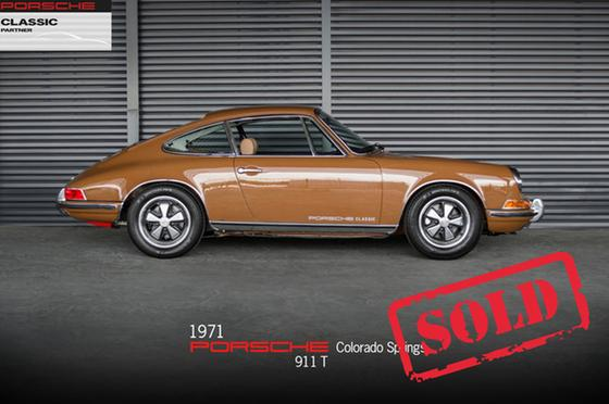 1971 Porsche 911 T:24 car images available