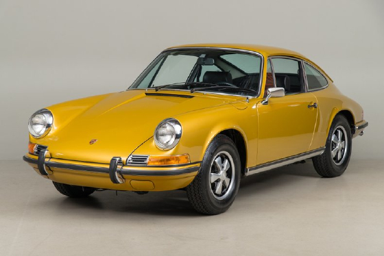 1971 Porsche 911 T:7 car images available