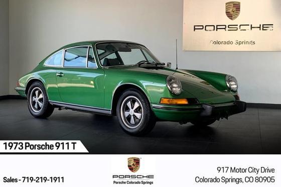 1973 Porsche 911 T:20 car images available