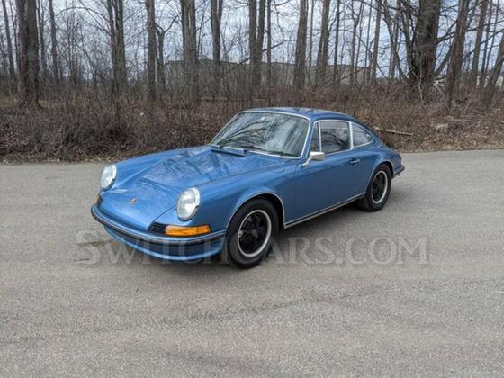 1973 Porsche 911 T:24 car images available