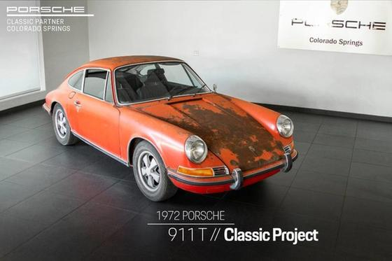 1972 Porsche 911 T:24 car images available