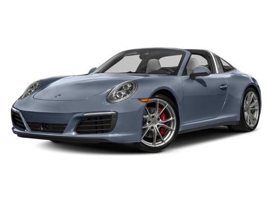 2017 Porsche 911 Targa 4 GTS : Car has generic photo