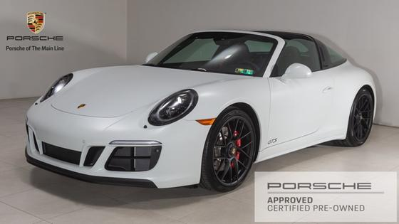 2018 Porsche 911 Targa 4 GTS:22 car images available
