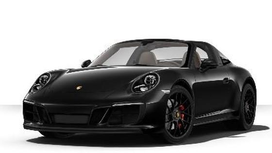 2019 Porsche 911 Targa 4 GTS:3 car images available