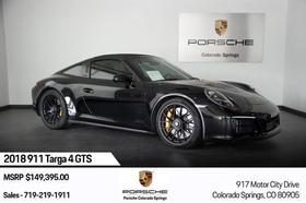 2018 Porsche 911 Targa 4 GTS:20 car images available