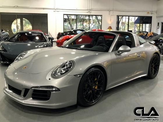 2016 Porsche 911 Targa 4 GTS:24 car images available