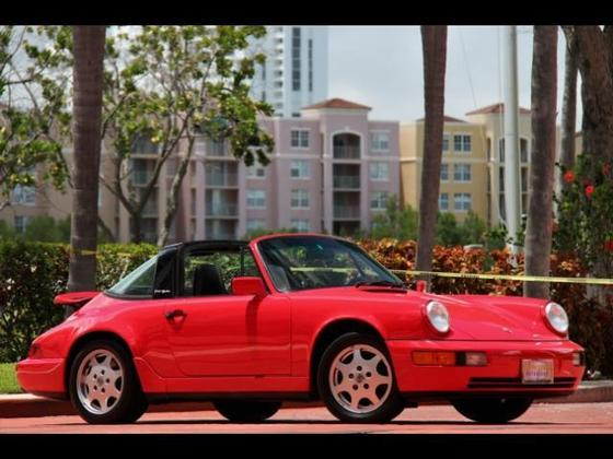 1990 Porsche 911 Targa 4:16 car images available