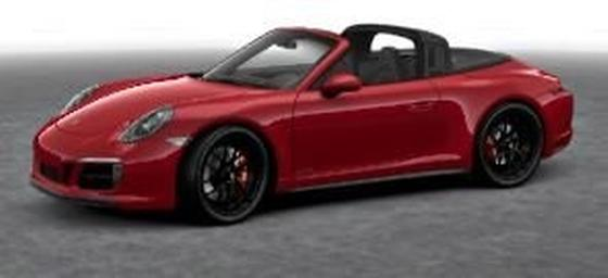 2018 Porsche 911 Targa 4:2 car images available