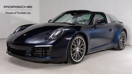 2017 Porsche 911 Targa 4:22 car images available