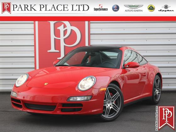 2007 Porsche 911 Targa 4:24 car images available