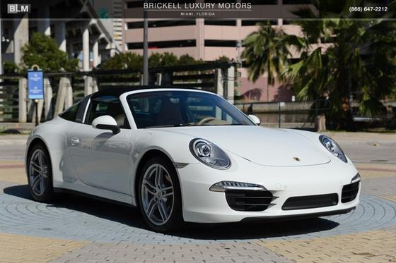 2016 Porsche 911 Targa 4:24 car images available