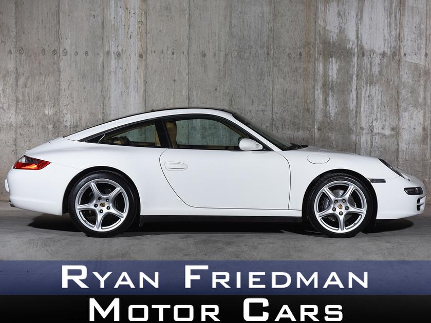 2007 Porsche 911 Targa 4:24 car images available