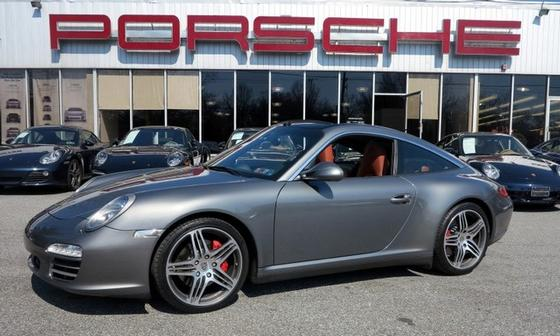 2009 Porsche 911 Targa 4S:24 car images available