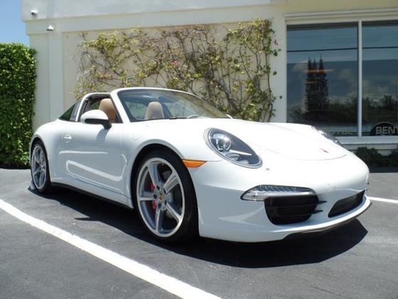 2015 Porsche 911 Targa 4S:12 car images available