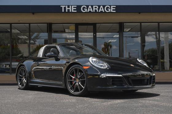 2015 Porsche 911 Targa 4S:24 car images available