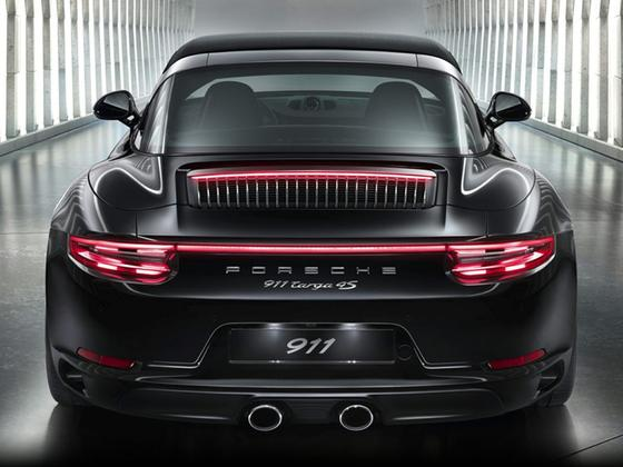 2017 Porsche 911 Targa 4S : Car has generic photo