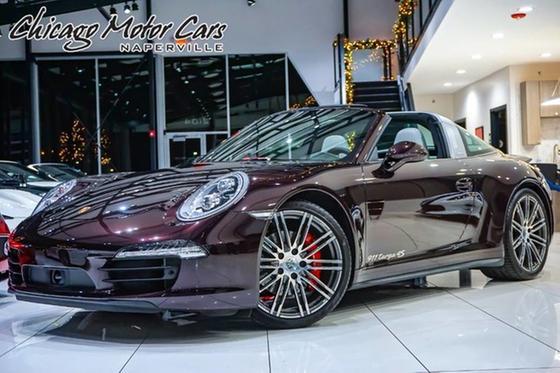 2015 Porsche 911 Targa 4S:24 car images available