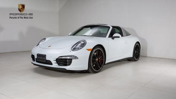 2015 Porsche 911 Targa 4S:21 car images available