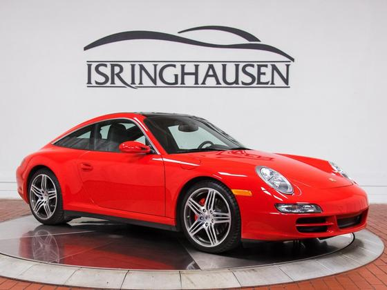 2007 Porsche 911 Targa 4S:24 car images available