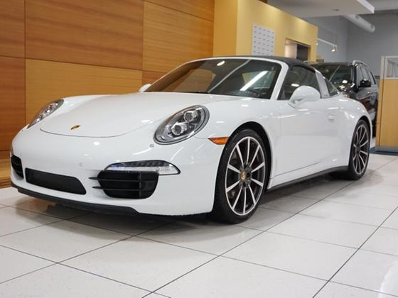 2016 Porsche 911 Targa 4S:24 car images available