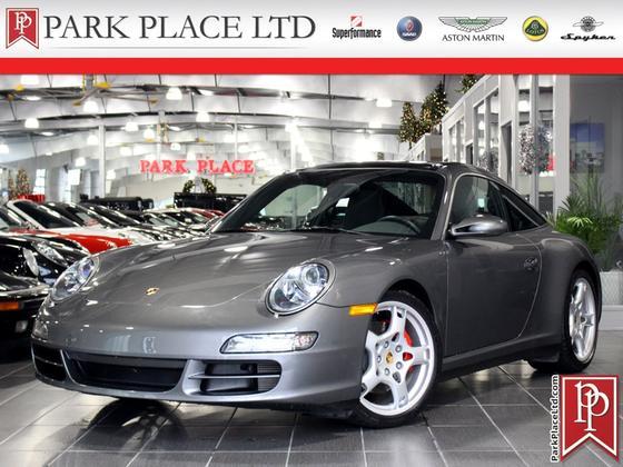 2007 Porsche 911 Targa 4S:21 car images available
