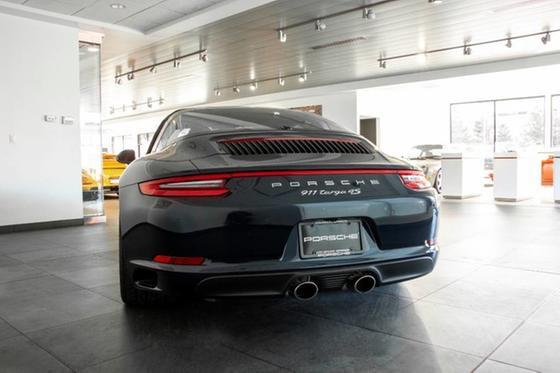 2019 Porsche 911 Targa 4S