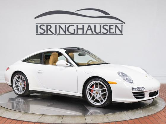 2011 Porsche 911 Targa 4S:24 car images available