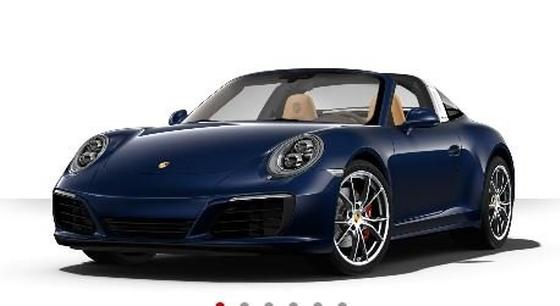 2019 Porsche 911 Targa 4S:3 car images available