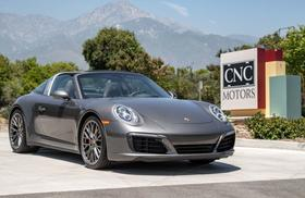 2019 Porsche 911 Targa 4S:24 car images available