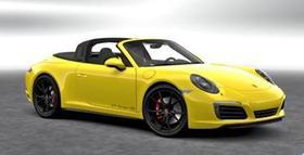 2018 Porsche 911 Targa 4S:3 car images available