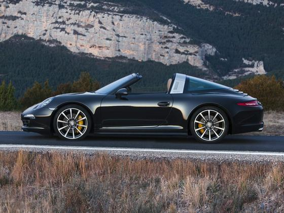 2014 Porsche 911 Targa 4S : Car has generic photo