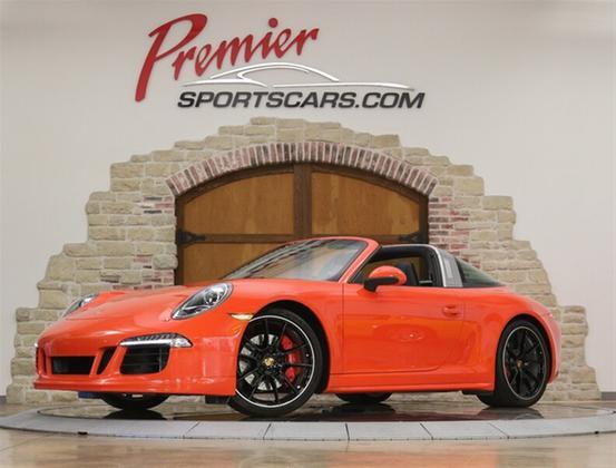 2016 Porsche 911 Targa 4S:24 car images available