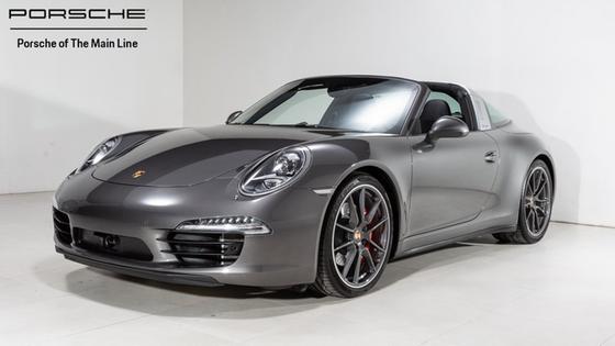 2016 Porsche 911 Targa 4S:22 car images available