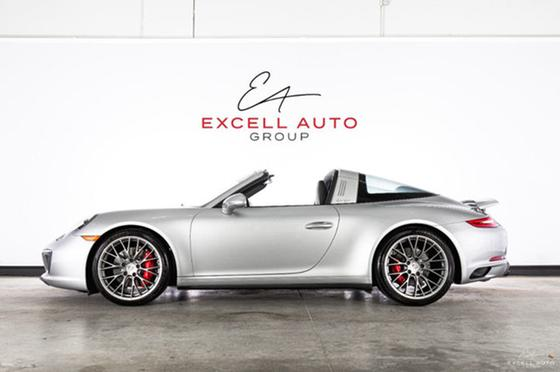 2017 Porsche 911 Targa 4S:24 car images available