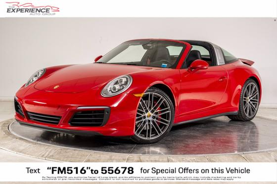2018 Porsche 911 Targa 4S:24 car images available