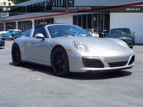 2018 Porsche 911 Targa 4S:24 car images available