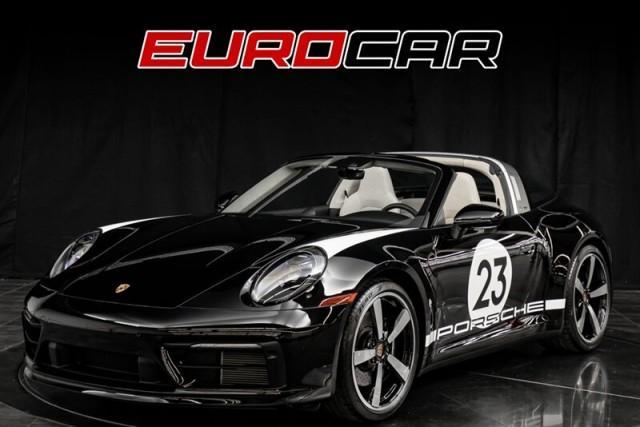 2021 Porsche 911 Targa 4S:24 car images available