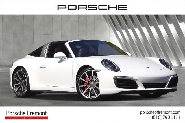 2017 Porsche 911 Targa 4S:24 car images available