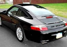 2004 Porsche 911 Targa