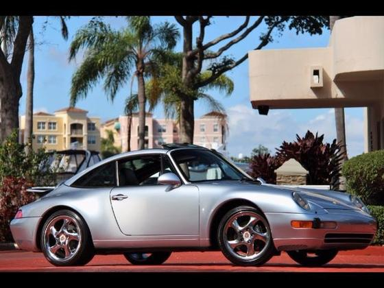 1996 Porsche 911 Targa:24 car images available